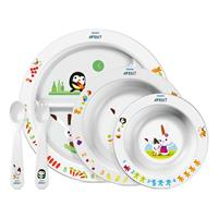 Philips Avent Toddler mealtime set 6m+ SCF716/00