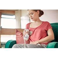 Philips Avent Still-Set mit elektrischer Einzelmilchpumpe & Mehrwegbecher SCD223/20