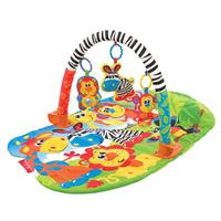 Playgro Krabbeldecke 3 in 1 Safari Super Gym