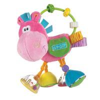 Playgro Toy Box Klipp Klapp Pinkes Pferd mit Rassel