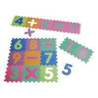 Playshoes EVA-Puzzlematten 16-teilig