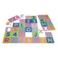 playshoes eva puzzle matten 32 teilig Hauptbild