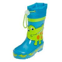 Playshoes Gummistiefel Krokodil Gr. 24/25