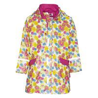 Playshoes Regen-Mantel Blumendruck Gr. 80
