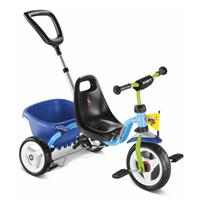 Puky Tricycle Carry-Touring-Kipper CAT 1 S