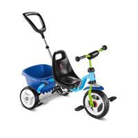 Puky 2216 Dreirad CAT 1 S blau/kiwi