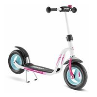 Puky Kinder Roller R03 Weiß / Pink