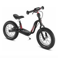 Puky Laufrad LR XL mit Luftbereifung & Speichenrädern Schwarz
