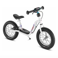 Puky Laufrad LR XL mit Luftbereifung & Speichenrädern Weiß