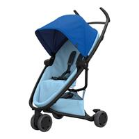 quinny buggy stroller zapp flex design 2017 blue on sky