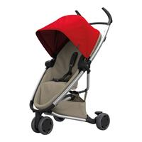 quinny buggy stroller zapp flex design 2017 red on sand