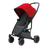 quinny buggy stroller zapp flex plus design 2017 red on graphite