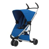 Quinny Buggy Zapp Xpress Design All Blue