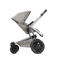 Quinny Buzz Xtra4 Kinderwagen Grey Gravel mit Sportsitz entgegen der Fahrtrichtung