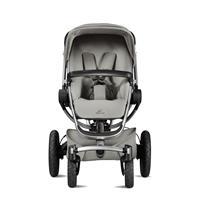 Quinny Buzz Xtra4 Kinderwagen Grey Gravel mit Sportsitz in Fahrtrichtung