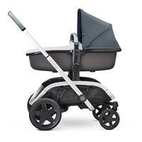 Quinny Hux Babywanne Carrycot für Hubb Grey on Graphite