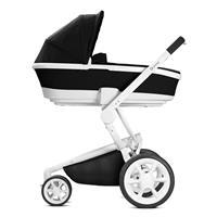 Quinny Moodd Kombikinderwagen mit Babywanne Black Irony