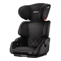 Recaro Kindersitz Milano Seatfix Design 2018 Performance Black