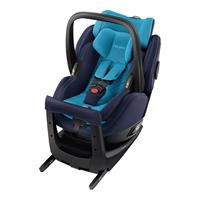 Recaro Kindersitz ZERO.1 Elite R129 Design Xenon Blue