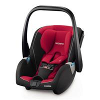 Recaro Babyschale Guardia Design Racing Red