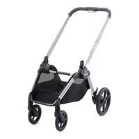 Recaro Rahmen für Kinderwagen Celona Silver
