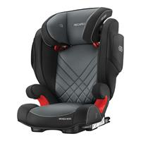Recaro Kindersitz MONZA NOVA 2 SEATFIX Design 2017 Carbon Black