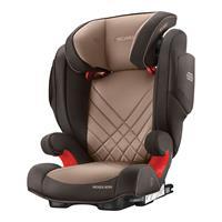 Recaro Kindersitz MONZA NOVA 2 SEATFIX Design Dakar Sand