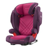 Recaro Kindersitz MONZA NOVA 2 SEATFIX Design Power Berry