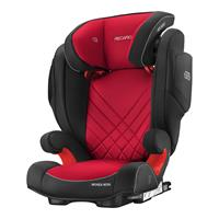 Recaro Kindersitz MONZA NOVA 2 SEATFIX Design Racing Red