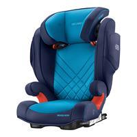 Recaro Kindersitz MONZA NOVA 2 SEATFIX Design 2017 Xenon Blue