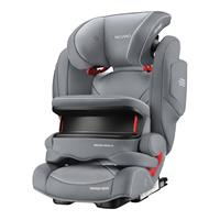Recaro Kindersitz MONZA NOVA IS Seatfix Design Aluminium Grey