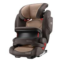 Recaro Kindersitz MONZA NOVA IS Seatfix Design Dakar Sand