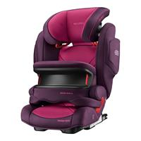 Recaro Kindersitz MONZA NOVA IS Seatfix Design Power Berry