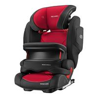 Recaro Kindersitz MONZA NOVA IS Seatfix Design Racing Red