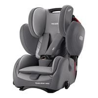 Recaro Kindersitz Young Sport Hero Design Aluminium Grey