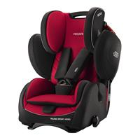 Recaro Kindersitz Young Sport Hero Design Racing Red