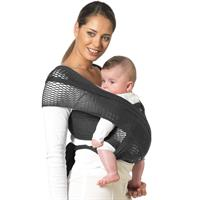 Red Castle Fil'Up Baby Wrap Sling Black