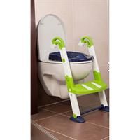 Kidskit Toilettentrainer 3-in-1 WC Sitz blue perl