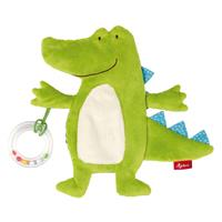 Sigikid active cuddly cloth crocodile