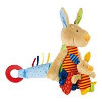 Sigikid Spielzeug Aktiv Känguru PlayQ