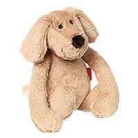 Sigikid Stofftier Langarm Hund Kuschlis