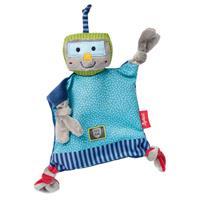 Sigikid Schnuffeltuch Roboter Papa & Me