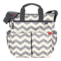 Skip Hop Wickeltasche Duo Signature Chevron