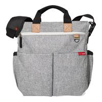 Skip Hop Wickeltasche Duo Signature Grey Melange