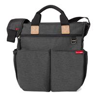 Skip Hop Wickeltasche Duo Signature Soft Slate