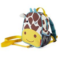 Skip Hop Kinderrucksack Zoo Let mit Leine Giraffe