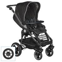 teutonia beyou elite mit gestelltragetasche graphite r7r 2016 6060 6000 baby safe plus SHR II black