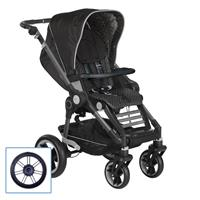 Teutonia BeYou! Elite Graphite 7R Kinderwagen Nightshade/Onyx SALE