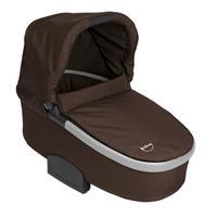 teutonia gestelltragetasche kinderwagenaufsatz babywanne titanium 6010 cafe Ansichtsdetail 03
