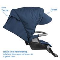 Teutonia Sommer Set | Ton-in-Ton Verwendung